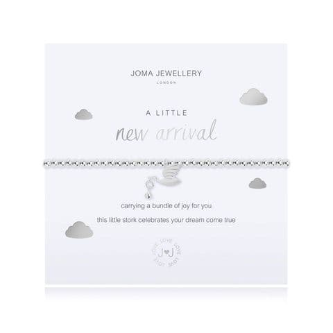 Joma Jewellery - A Little Arrival Bracelet
