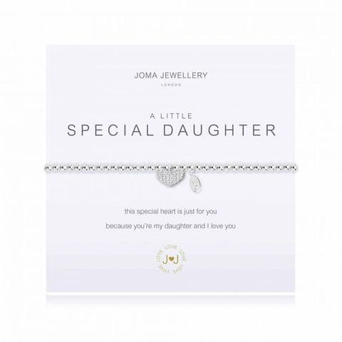 Joma Jewellery - A Little Daughter Bracelet