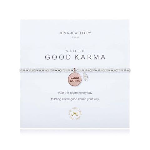 Joma Jewellery - A Little Good Karma