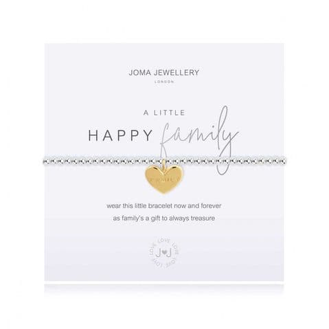 Joma Jewellery - A Little Happy Family Bracelet