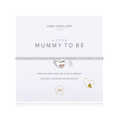 Joma Jewellery - A little Mummy to Be Bracelet