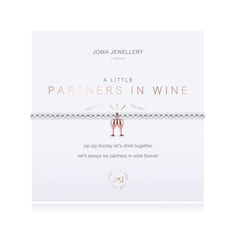 Joma Jewellery - A Little Partners in Wine