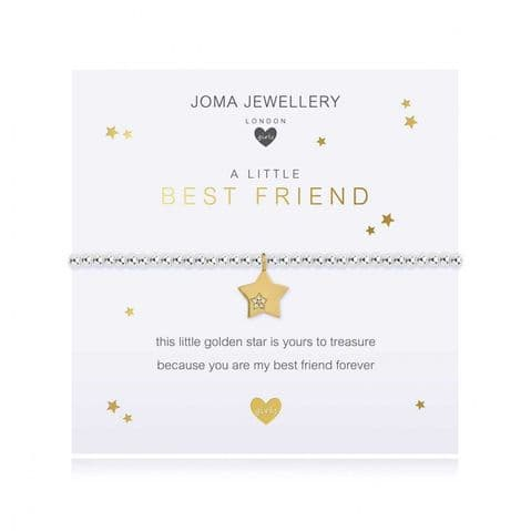 Joma Jewellery - Children's a Little Best Friend Bracelet
