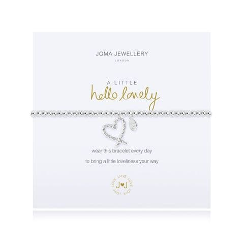 Joma Jewellery - Hello Lovely Bracelet