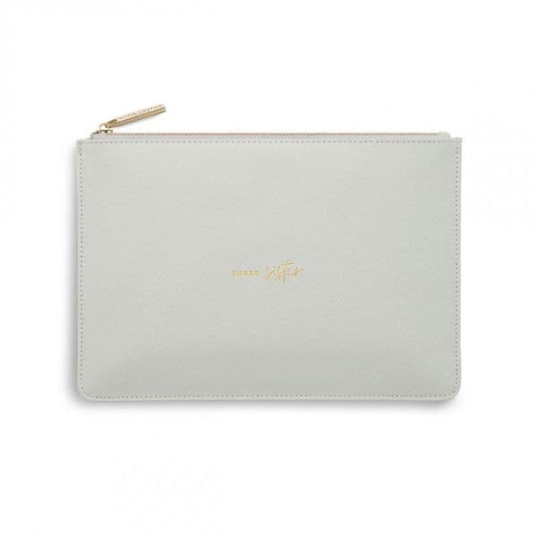 Katie Loxton Super Sister Pouch | Grey
