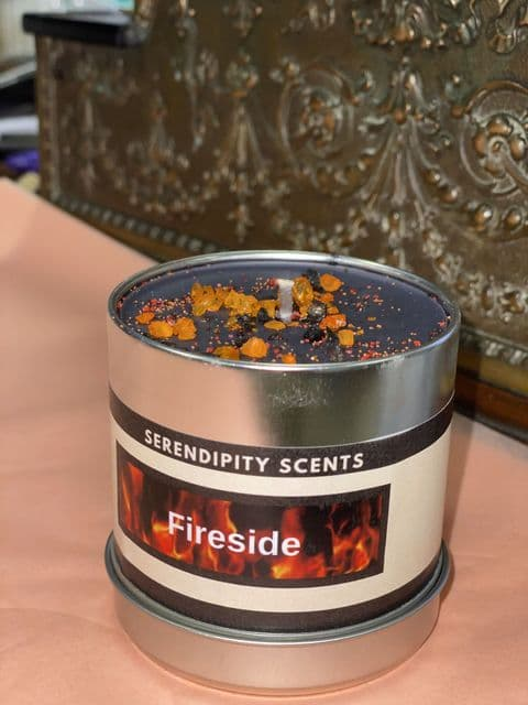 Serendipity Scents Fireside