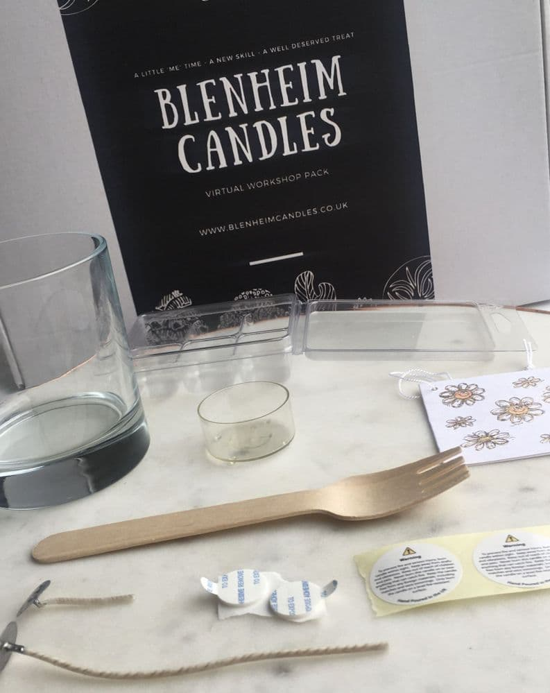 Make Your Own Candle Kit - LARGE