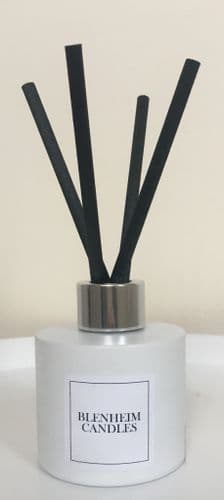 Matte White Reed Diffuser