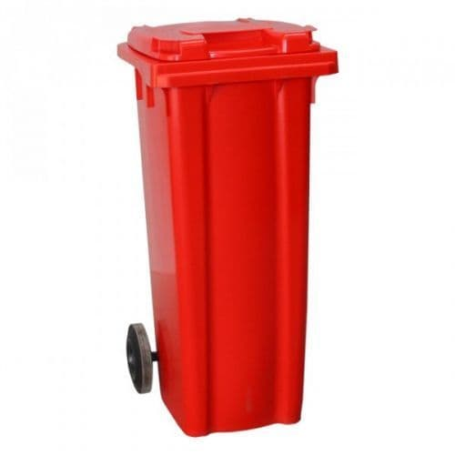 140lt Coloured Wheelie Bin
