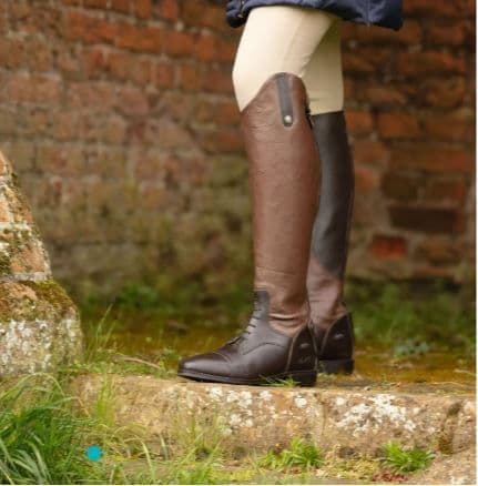 Mark Todd Sport Competition Field Boot Brown