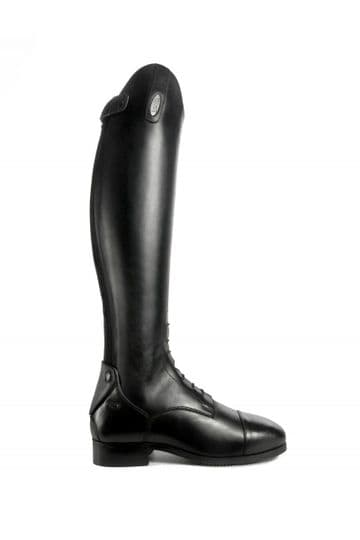 Brogini Capitoli V2 Lace Front Black Field Boots
