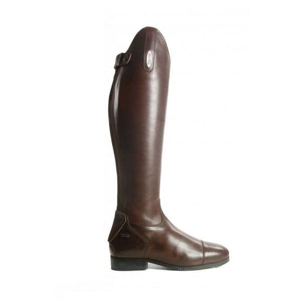 Brogini Ostuni V2 Brown Smooth Front Boots