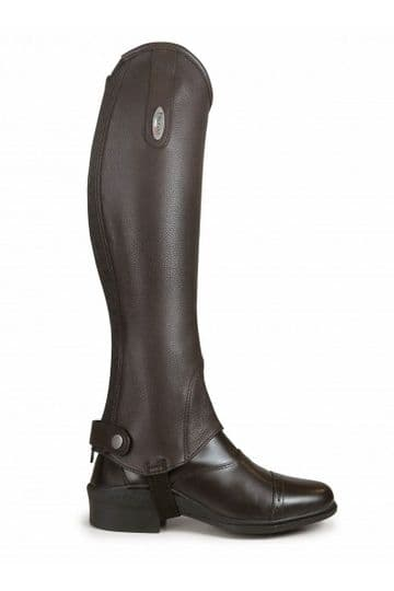 Brogini Vicenza Leather Gaiters