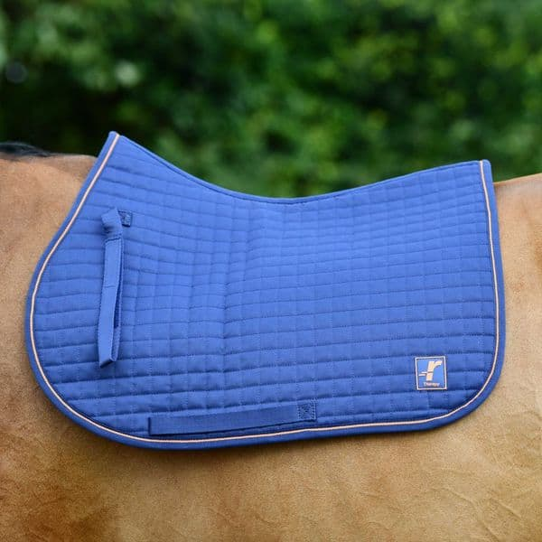 Bucas Therapy Dressage Cut Saddle Pad