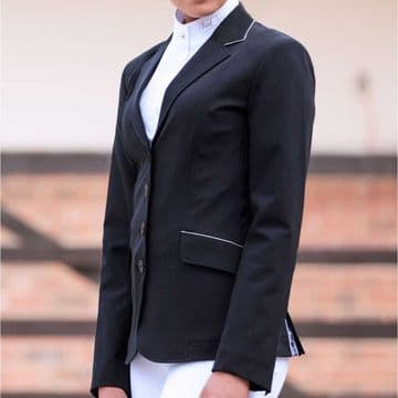Mark Todd Junior Sport Show Jacket - Navy
