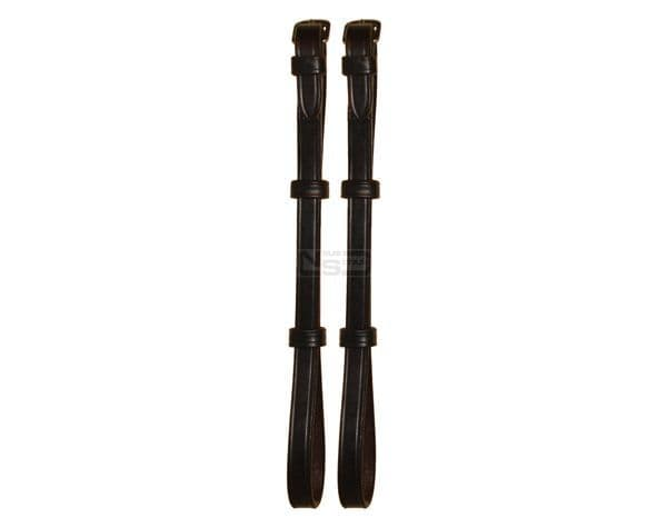 Neue Schule Leather Curb Strap