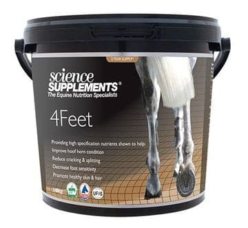 Science Supplements 4Feet - 10kg