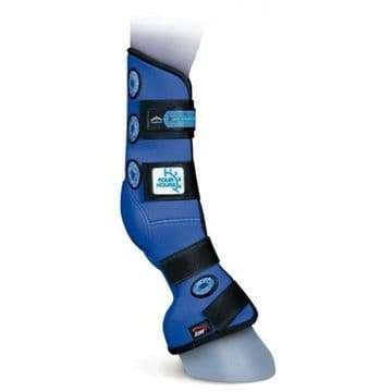 Veredus 4 Hour Magnetik Therapy Stable Boots - Rear