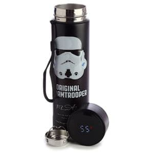 Original Stormtrooper Insulated Bottle With Digital Thermometer