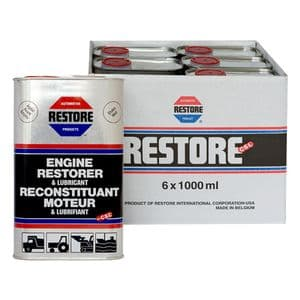 SPECIAL OFFER! 6 x 1 Litre cans Ametech Engine RESTORE Oil