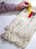 Kentucky Style Wide Saddle Stayflat Looped Mops