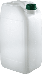 25L Water Container/Jerrican - Pallet of 51 Jars