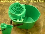 Mop Bucket Yellow 12 Litre