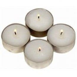 Tealight candles 8 Hour (Box of 200)