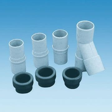 28mm Y Pipe Assembly Kit Push Fit