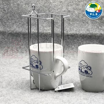 Caravan Chrome Mug Holder Motorhome Cup Holder Camper Beaker Holder CHROME MI300