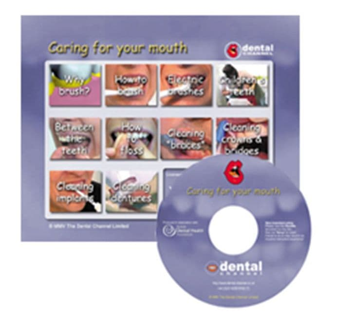 Caring for your mouth DVD (Licensed Practice Version)