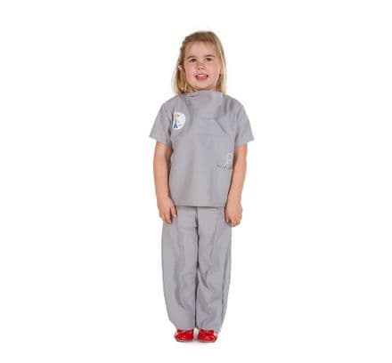 Dentist Dressing Up Outfit Costume