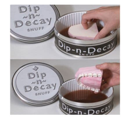Dip and Decay Model Set