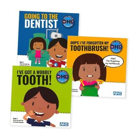 Going, Oops and Wobbly Tooth discounted book bundle