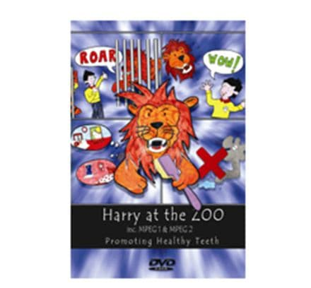 Harry at the Zoo (DVD)