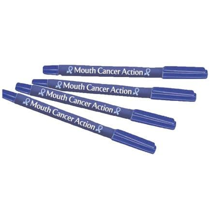 Mouth Cancer Action Pens