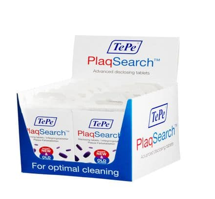 Plaqsearch Disclosing Tablets (practice or patient pack)