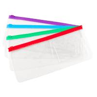 Reusable Zipper Bags (pack of 12 or 48)