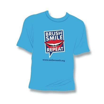 Smile Month T-Shirt