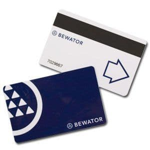Bewator IB1 Magnetic Swipe Cards, 10 Pack