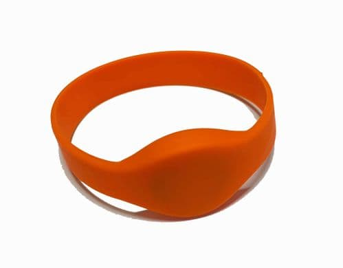 Mifare 1K Silicone Wristbands, Pack of 50 - Choice of Colours