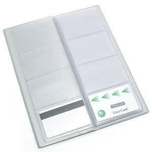 Paxton Cardlock Extra User Cards Green, 875-001G, 50 Pack