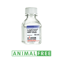New: LowCross® HRP-Stab PROTEIN-FREE Cat. No. #370