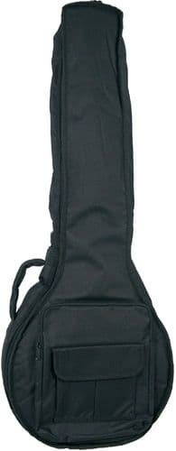 Ashbury Deluxe 5 String or Plectrum Banjo Bag-resonator.