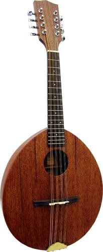 Ashbury GR31012 Army and Navy  Mandolin-sapele