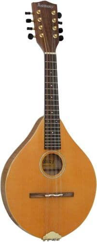 Ashbury GR31015  Style A Mandolin, Maple Spruce