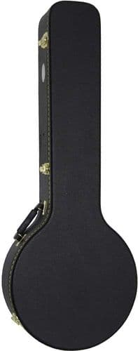 Ashbury Tenor Banjo Case- standard, open back.