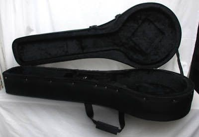 AXL light weight 5 String or Plectrum Banjo Case-resonator.