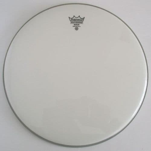 Banjo Heads Remo Weatherking Bottom Coated