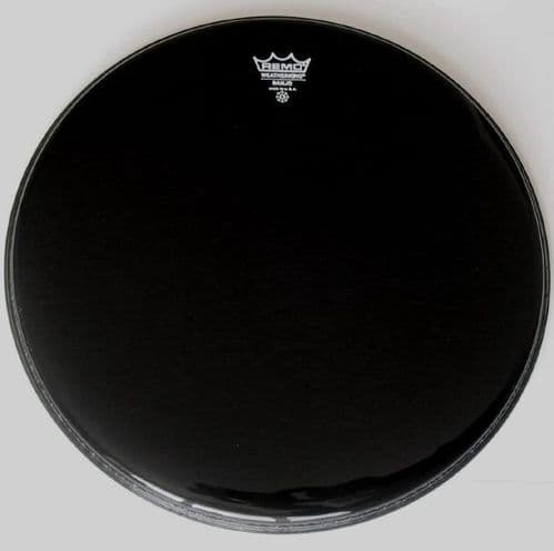 Banjo Heads Remo Weatherking Ebony